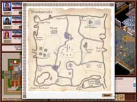 Nethergate World Map