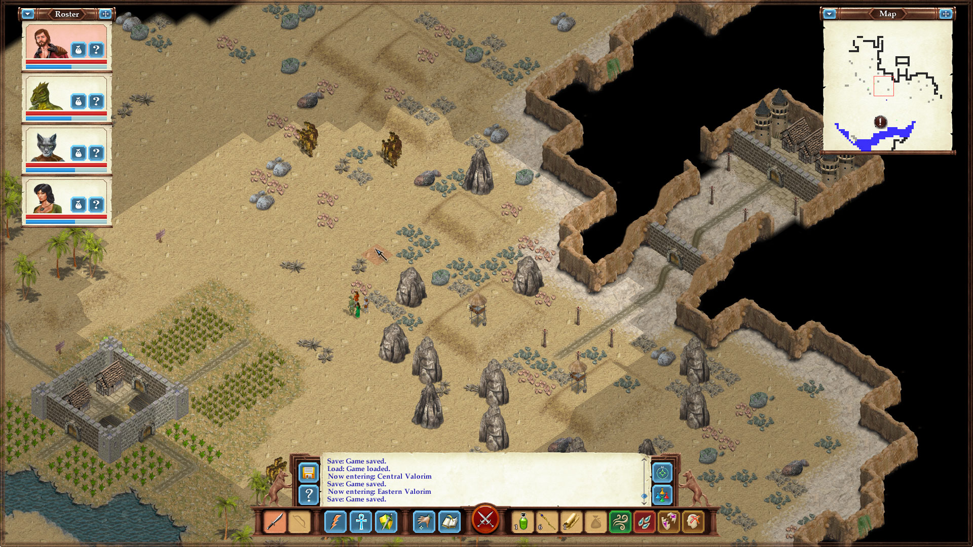 Coming Soon - Avernum 3: Ruined World - Fantasy Adventure for Macintosh Image
